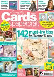 Simply Cards & Papercraft issue Issue 170