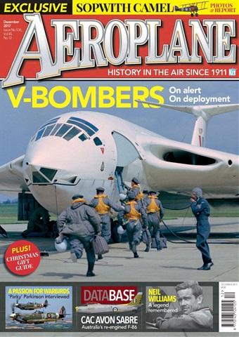 Aeroplane issue   December 2017