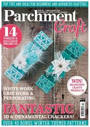 Parchment Craft issue December 2017