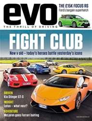 Evo issue January 2018