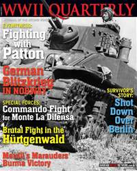 WWII Quarterly issue Fall 2017
