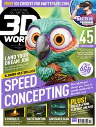 3D World issue Christmas 2017
