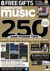 Computer Music issue December 2017