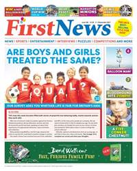 First News Issue 594 issue First News Issue 594