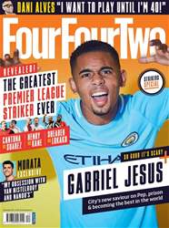 Four Four Two issue December 2017