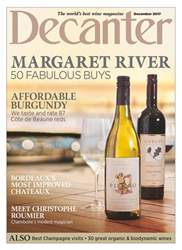 Decanter issue December 2017