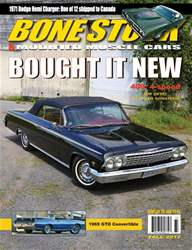 Bone Stock issue BONE STOCK FALL 2017