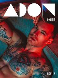 Adon Magazine issue Adon Magazine November 2017
