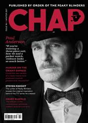 Chap issue Winter 2017 Issue 94