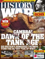History of War issue Issue 48