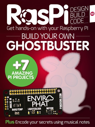 RasPi Digital Issue