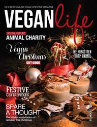 Vegan Life issue December 2017
