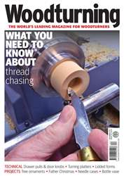 Woodturning issue December 2017