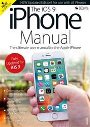 iOS 9 iPhone Manual issue iOS 9 iPhone Manual