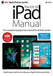iOS 10 iPad Manual issue iOS 10 iPad Manual