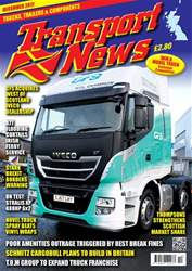 Transport News issue December 2017