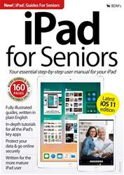 iPad for Seniors issue iPad for Seniors