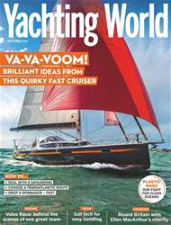 Yachting World issue December 2017