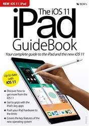 iOS 11 iPad Guide issue iOS 11 iPad Guide