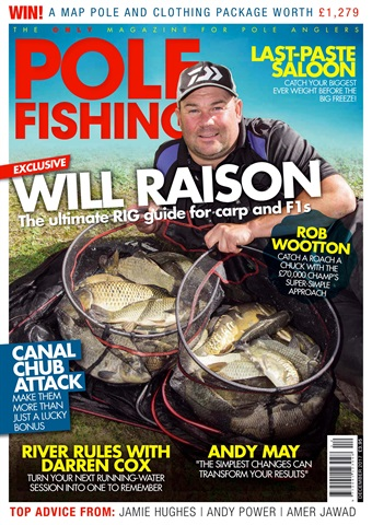 Pole Fishing issue December 2017