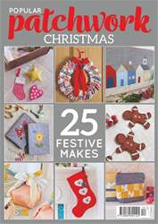 Popular Patchwork Magazine issue December 2017