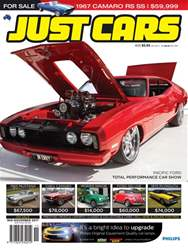 JUST CARS issue 18-05