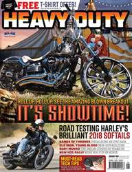 Heavy Duty issue Nov/Dec 2017 Iss 155