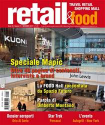 Retail&food issue Novembre