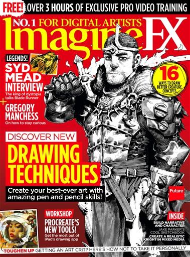 ImagineFX Preview