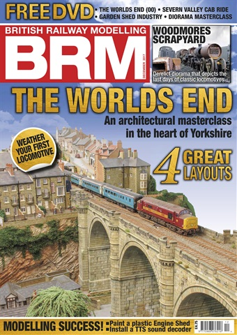 British Railway Modelling issue December 2017