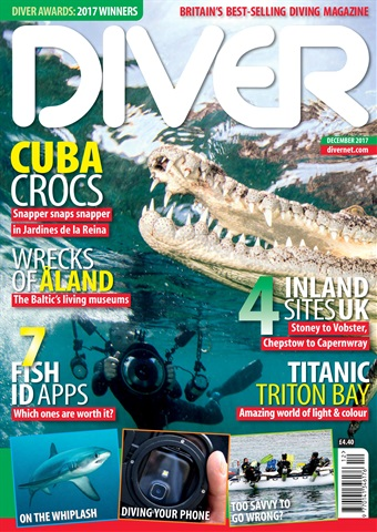 DIVER issue DECEMBER 2017