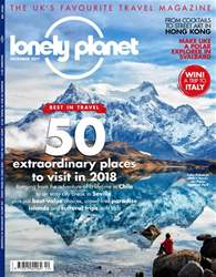 Lonely Planet Traveller (UK) issue December 2017