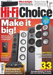 Hi-Fi Choice issue December 2017