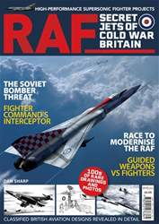 RAF: Secret Jets of Cold War Britain issue RAF: Secret Jets of Cold War Britain
