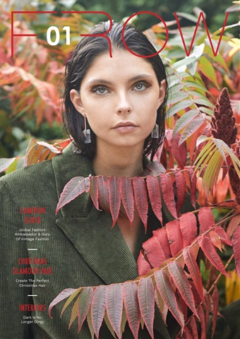 FROW Magazine issue FROW - Issue 1