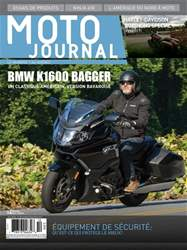 Moto Journal Magazine Cover