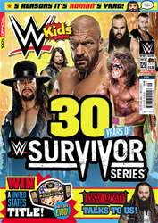 WWE Kids issue No.129