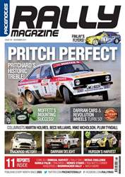 Pacenotes Rally magazine issue Issue 161 - Nov 2017