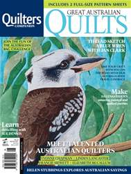 Great Australian Quilts Issue#8 2017 issue Great Australian Quilts Issue#8 2017