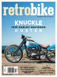 Retrobike issue RCBE#28 SPRING 2017