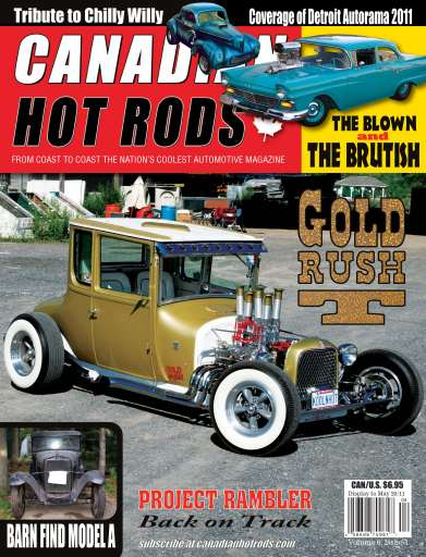 canadian hot rods magazine volume 6 issue 4 subscriptions pocketmags. Black Bedroom Furniture Sets. Home Design Ideas