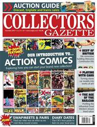 Collectors Gazette issue December 2017
