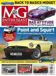MG Enthusiast issue December 2017