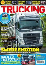 Trucking Magazine issue December 2017