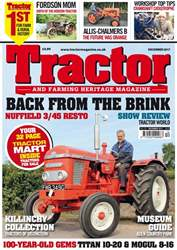 Tractor & Farming Heritage Magazine issue December 2017