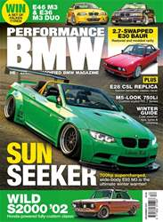 Performance BMW issue December 17