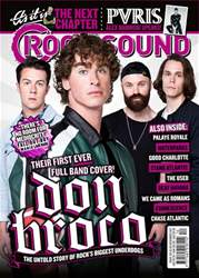 Rock Sound Magazine issue December 2017