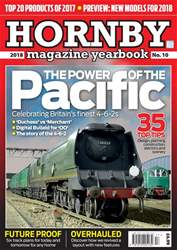 Hornby Yearbook 2018 Bookazine issue Hornby Yearbook 2018 Bookazine