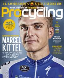 Procycling issue December 2017