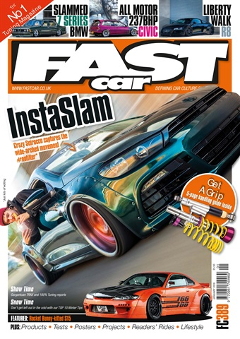 Fast Car issue January 2018